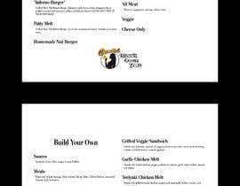 Nro 18 kilpailuun Need A FANTASTIC Restaurant Menu Designed Please! :D käyttäjältä crazyyeditor
