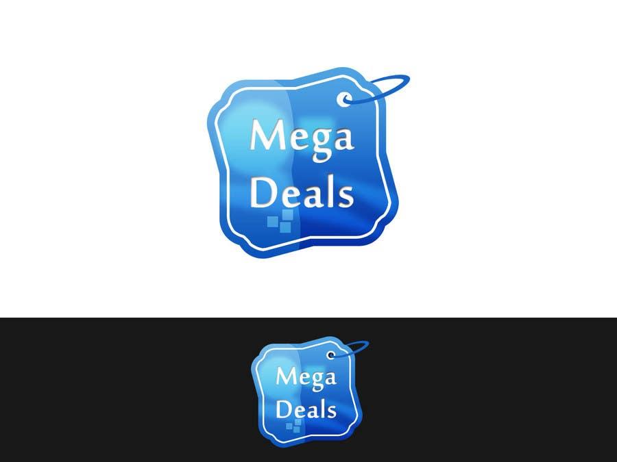 Inscrição nº 72 do Concurso para Logo Design for MegaDeals.com.sg