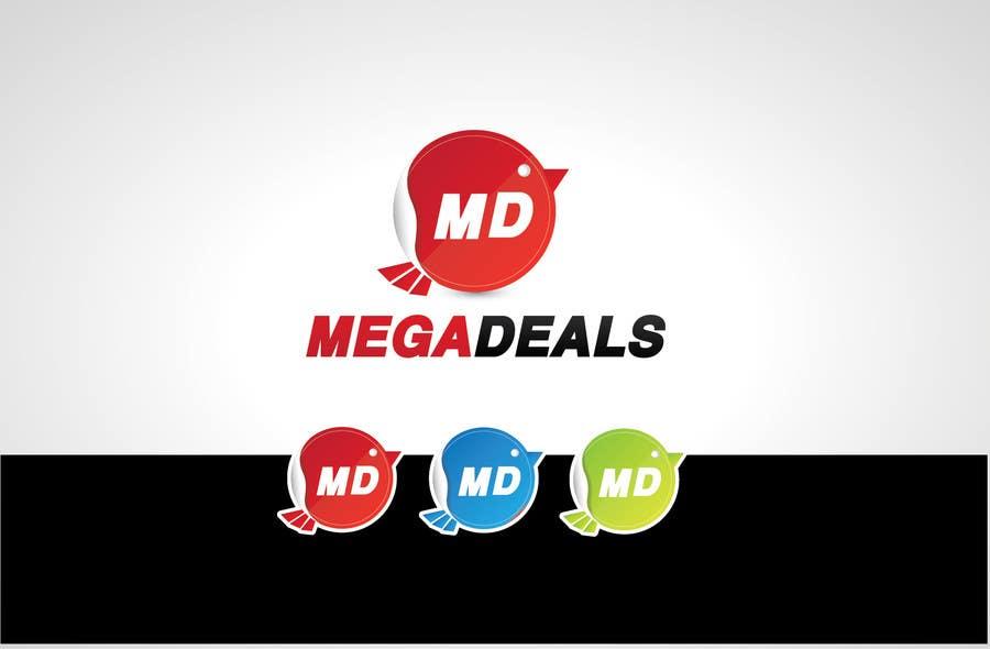 Inscrição nº 64 do Concurso para Logo Design for MegaDeals.com.sg