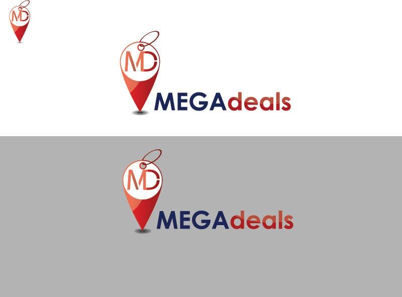 Inscrição nº 65 do Concurso para Logo Design for MegaDeals.com.sg