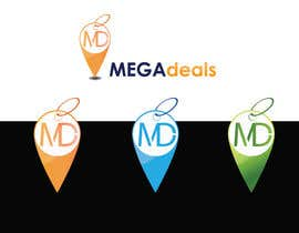 #66 for Logo Design for MegaDeals.com.sg by alexandracol