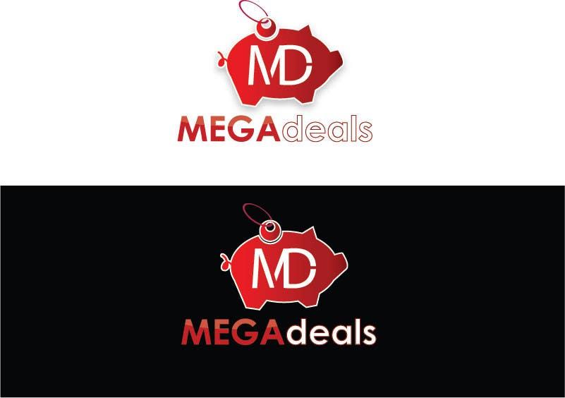 Inscrição nº 67 do Concurso para Logo Design for MegaDeals.com.sg