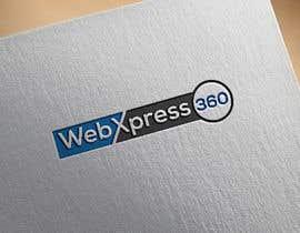 Nro 66 kilpailuun WebXpress 360 Logo Design käyttäjältä fatemaakther423