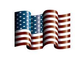 #61 untuk United State Of America flag oleh sajeebhasan177