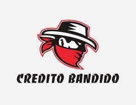 Nro 5 kilpailuun CreditoBandido.com logo käyttäjältä elvin000001