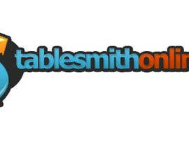 #17 untuk Logo Design for TablesmithOnline website oleh xtwistx