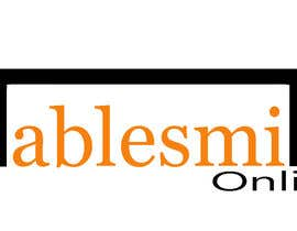 #28 para Logo Design for TablesmithOnline website por jewelson92