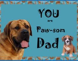 nº 8 pour Fathers Day Graphic for Card par Smrais