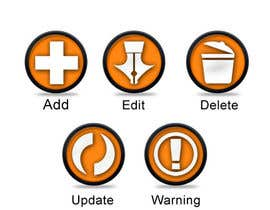 #15 cho Icon or Button Design for Logistic platform bởi andrewdigger