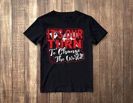 Nro 136 kilpailuun T-shirt Design käyttäjältä designershahin2