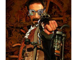 #57 для Steampunk Portrait от ashishmehta591