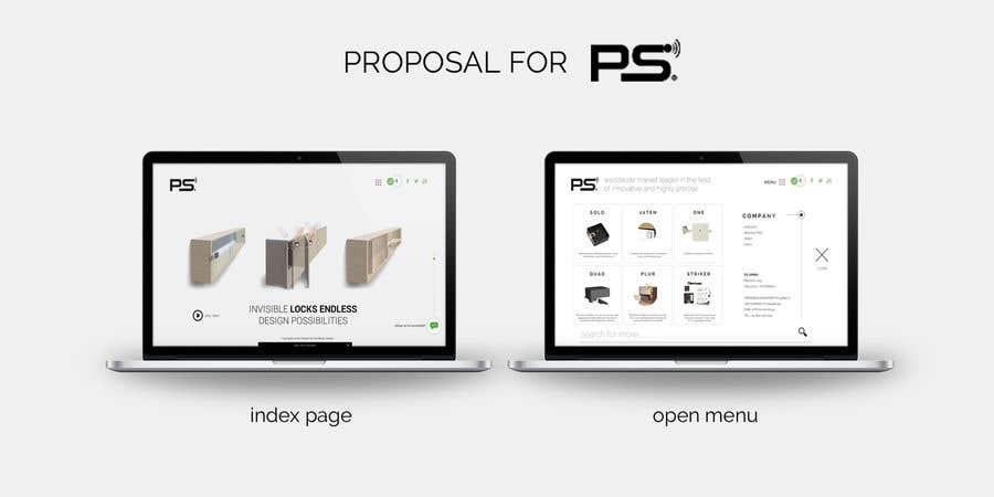Конкурсная заявка №123 для Design a new website and catalogue - Just a general design