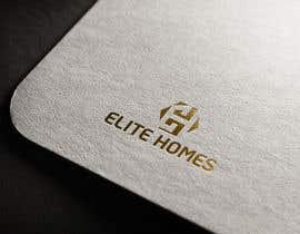 nº 150 pour Elite Homes Logo Design par Alit31