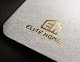 nº 201 pour Elite Homes Logo Design par SamirTushar