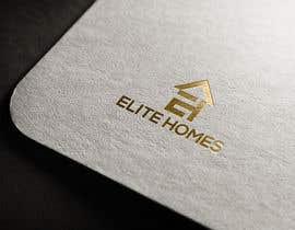 nº 138 pour Elite Homes Logo Design par mosttanjimabegum