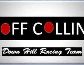 nº 28 pour Design a logo for Coff Collins down hill racing team par asifircu13