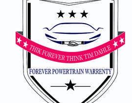 #1201 cho Forever Warranty Logo Car Dealership bởi yasinmahammudsum