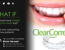 prodesign205 tarafından A sales pieces for our product ClearCorrect Aligners. için no 11