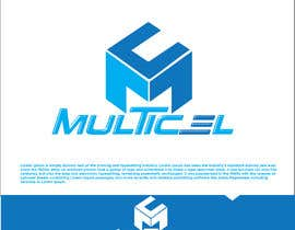 #26 untuk I need a logo for a telecommunications company that sells cellphones service contracts and retail and wholesale of this devices . The name of the company is multicel. oleh Akinfusions