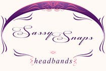Contest Entry #27 for Logo Design for Sassy Snaps Headbands