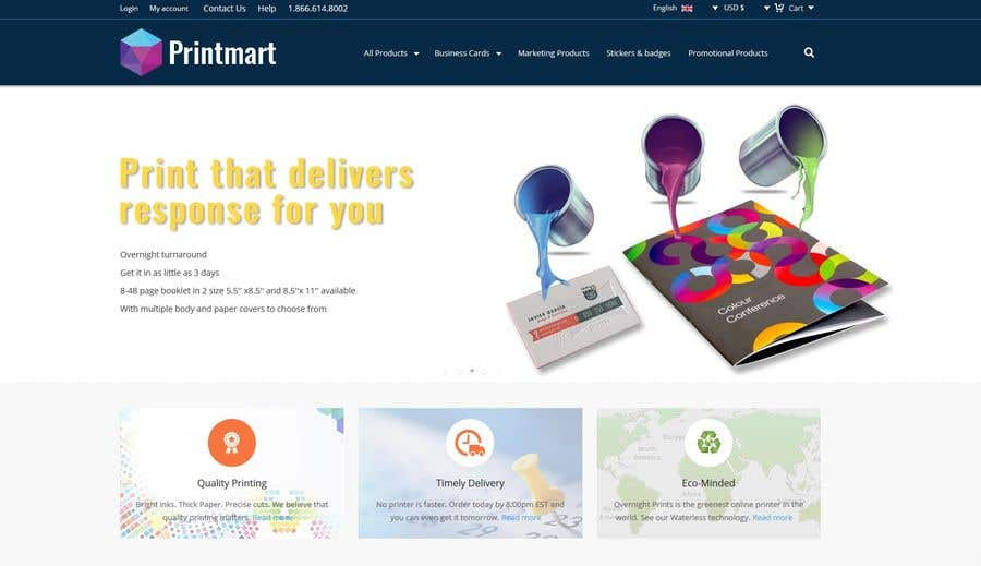 Proposition n°1 du concours improve and update css/html styling and logo of joomla 1.5 template