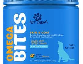 #83 for Label Design (Dog Vitamins) by kalaja07