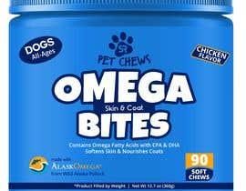 #98 for Label Design (Dog Vitamins) by FARUKTRB