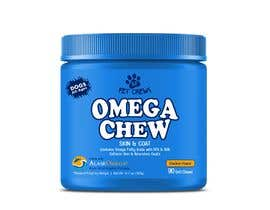 #90 for Label Design (Dog Vitamins) by aangramli
