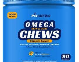 #34 for Label Design (Dog Vitamins) by mariasolecita