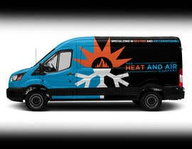 #30 for Cargo van wrap by RaihanMuhammad
