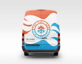 #3 for Cargo van wrap by AhmedWaheed1997