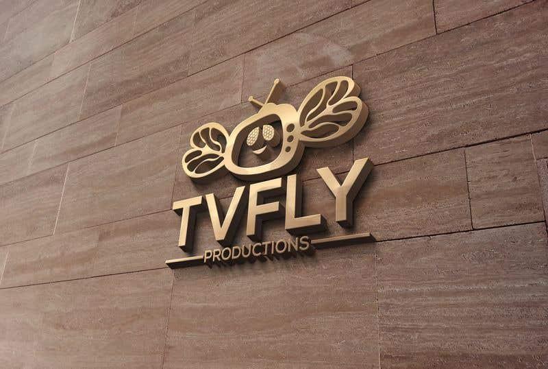 Penyertaan Peraduan #165 untuk TVFLY Productions Logo