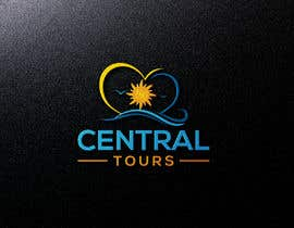 "nº 33 pour Logo design for ""Central Tours"" travel agency par shakilpathan7111"