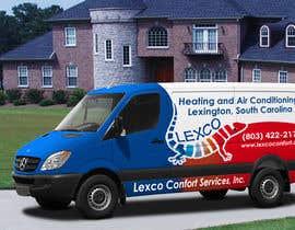 nº 9 pour Van re-design for main website page and van wrap. par prodesign205