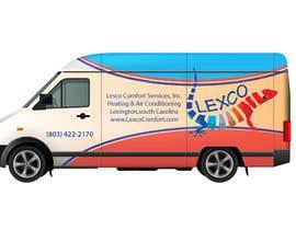 nº 3 pour Van re-design for main website page and van wrap. par Saeed526