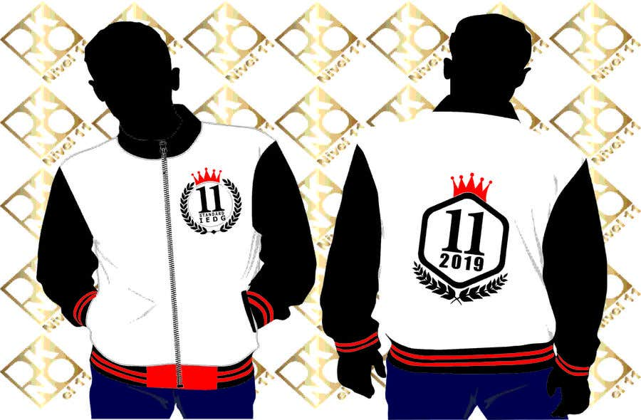 Contest Entry #8 for diseño chaquetas prom colegios