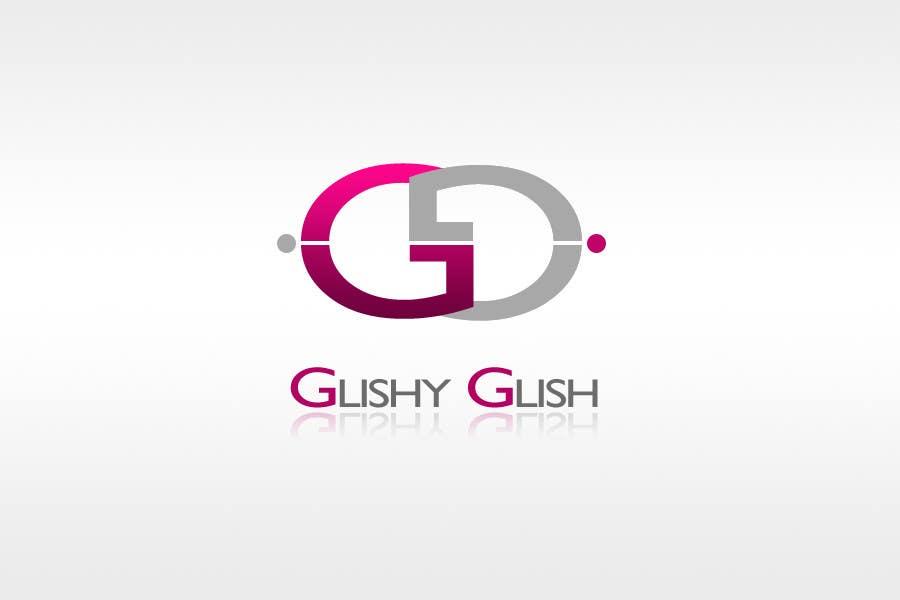 Penyertaan Peraduan #181 untuk Logo Design for Glishy Glish