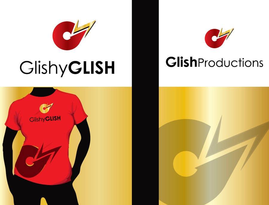 Penyertaan Peraduan #116 untuk Logo Design for Glishy Glish