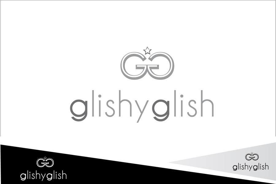Penyertaan Peraduan #28 untuk Logo Design for Glishy Glish