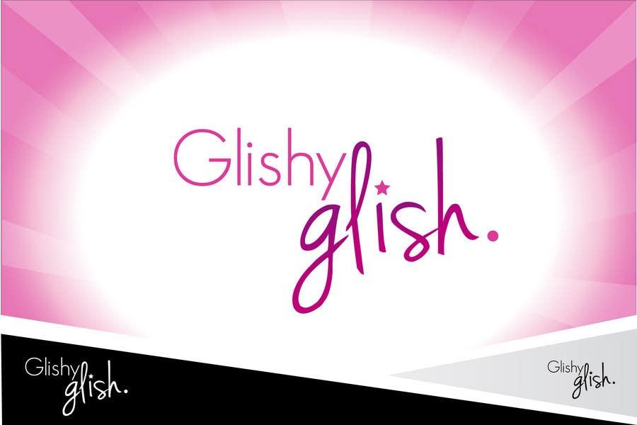 Zgłoszenie konkursowe o numerze #27 do konkursu o nazwie Logo Design for Glishy Glish