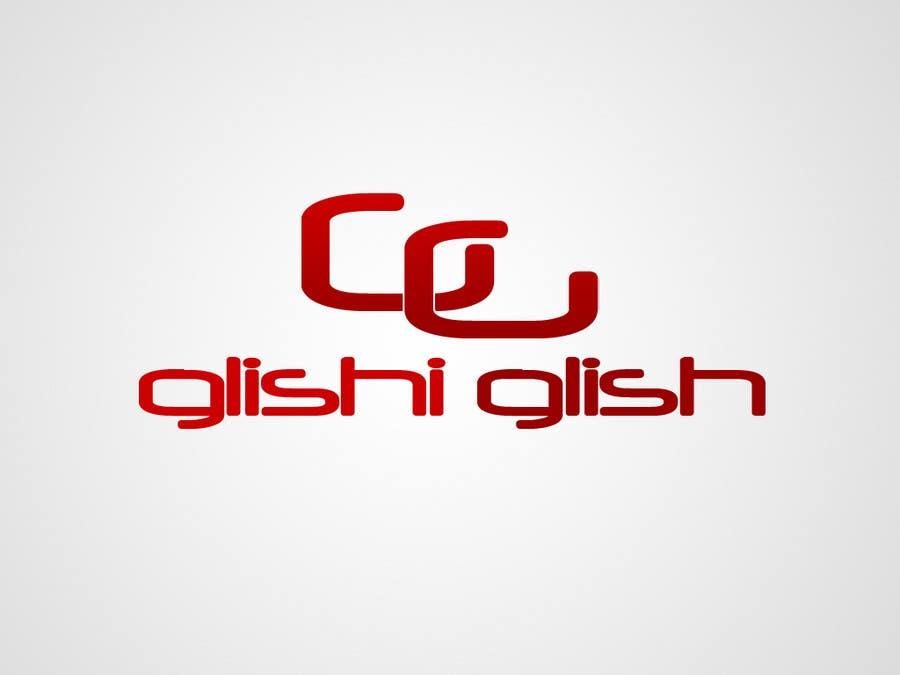Zgłoszenie konkursowe o numerze #164 do konkursu o nazwie Logo Design for Glishy Glish