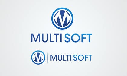 #156 for Logo Design for MULTISOFT by kanno007