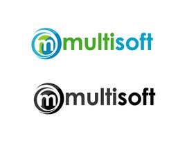 nº 169 pour Logo Design for MULTISOFT par won7