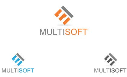 #205 for Logo Design for MULTISOFT by sqhrizvi110