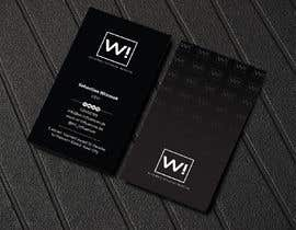 Uttamkumar01 tarafından Looking for a stylisch business card için no 452