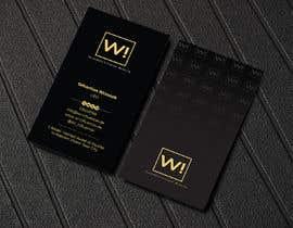 Uttamkumar01 tarafından Looking for a stylisch business card için no 460