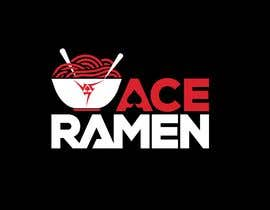 "#1180 for Create a new Japanese Ramen restaurant logo called ""ACE RAMEN"" af araddhohayati"