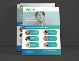 #50 cho Design a flyer for dermatology clinic bởi HmEmon0011