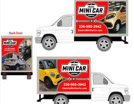 #11 for BOX TRUCK WRAP DESIGN by TheFaisal