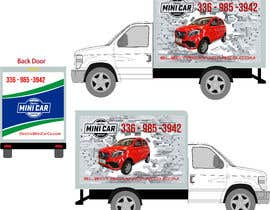 #13 for BOX TRUCK WRAP DESIGN by Win112370